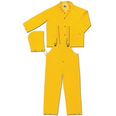 Classic 3 pc Rain Suit - Yellow - Small