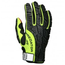 """MCR """"Predator"""" Multitask Gloves w/ Synthetic Leather and Back of Hand TPR Medium"""