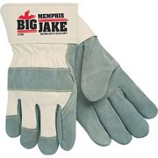 Memphis Big Jake Leather Palm Glove Kevlar Sewn L