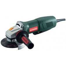 "Metabo 6"" Angle Grinder 1400 Watt / Paddle Switch"