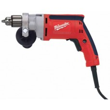 "Milwaukee 3/8"" Magnum Drill 1200 RPM - Keyed Chuck"