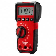 Milwaukee Digital Multimeter CATIII 600 AC/DC Volt