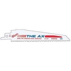 Milwaukee Super Sawzall Blade 5/8T 12LG AX 5/PK