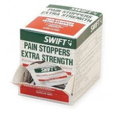 North Safety Pain Stopper EX Strength 2PK 50PK/BX