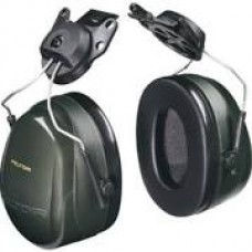 3M Optime 101 Cap-Mount Attached Earmuffs (NRR) 24dB