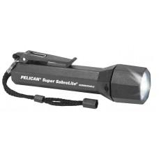 Pelican Super Sabrelite Flashlight Black 3C