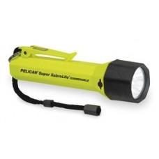 Pelican Super Sabrelite Flashlight Yellow 3C