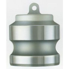 Part W Male Dust Plug Adapter Ductile Iron 1/2""