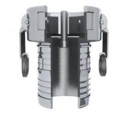 "Part CSP Coupler W/Pushrod X Shank 4"" Aluminum"