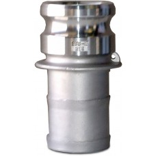 "CF200E Part E Adapter X Hose Shank Alum 2"""