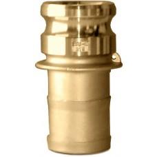 """CF200E Part E Adapter X Hose Shank Brass 2"""""""