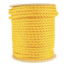 """Rope - Poly Rope 1/4"""" X 600 FT 3 Strand"""
