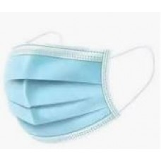 3-Ply Blue Protective Mask (Non-Medical) - 50/BX