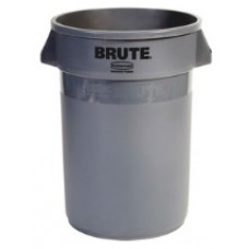 Rubbermaid Brute Round Waste Container 55 Gal