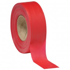 """Tape - 1-3/16""""x 300' Red Flagging Tape"""