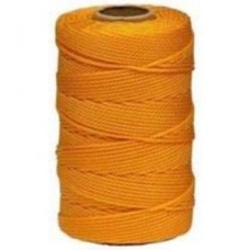 Tytan #18 Braided Nylon Twine Orange 1/2LB.