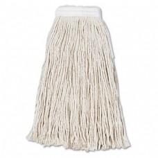Industrial Grade 16 Oz Cotton Mop Head Clamp Style