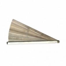 "Extra Long 12"" Feeler Guage 25-Blades .015-.040"