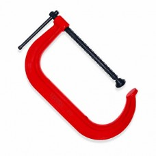 Deep Throat C-Clamp Forged Body 12""