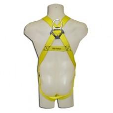 WD Full Body Harness Single Dorsal D-Ring Universal