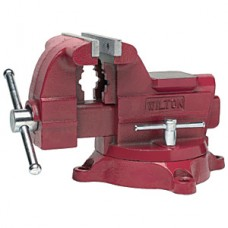 Wilton 674 Utility Bench Vise w/Swivel Base 4