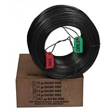 WIRE - 9 GA Annealed Black Tie Wire 100LB/RL