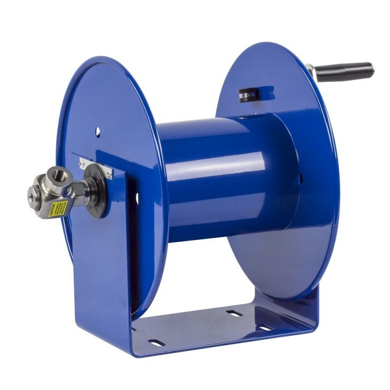 CoxReel 112P-3-8 Compact Hand Crank Breathing Air Hose Reel 3/8inx100ft no hose (4)