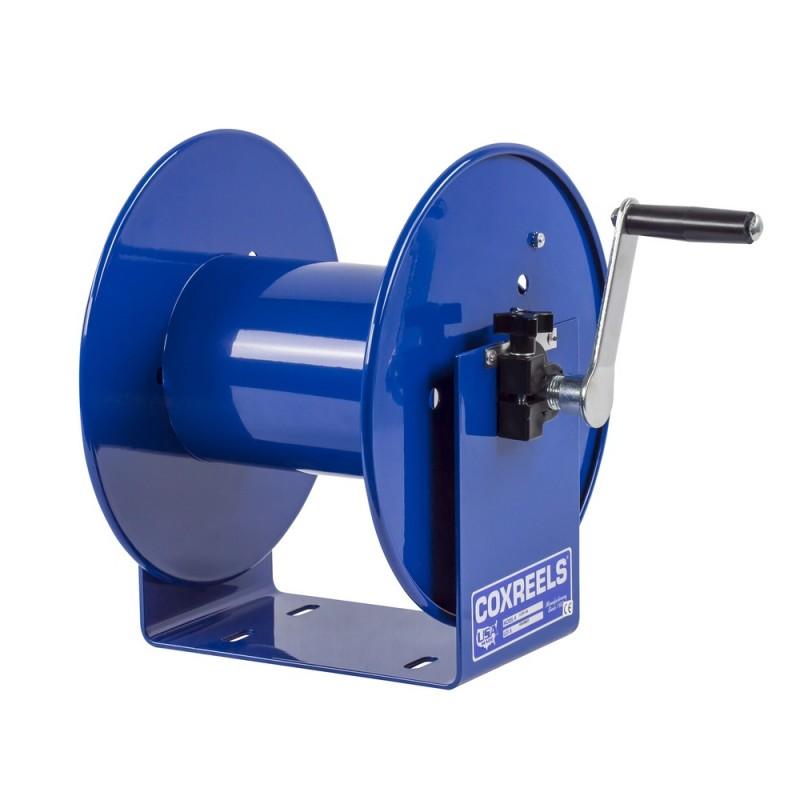 CoxReel 112P-3-8 Compact Hand Crank Breathing Air Hose Reel 3/8inx100ft no hose (5)