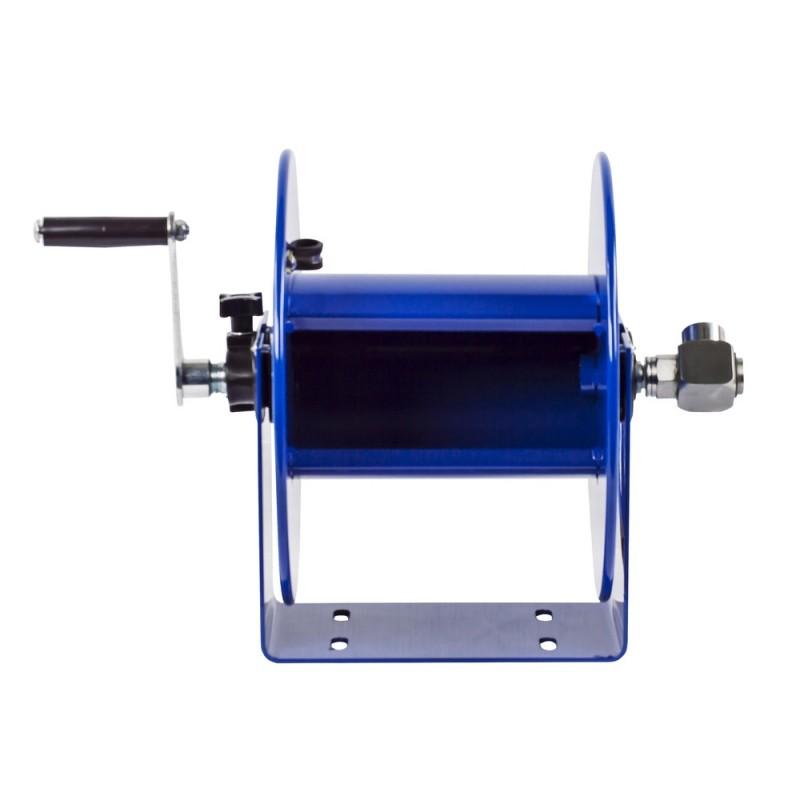 CoxReel 112P-3-8 Compact Hand Crank Breathing Air Hose Reel 3/8inx100ft no hose (6)