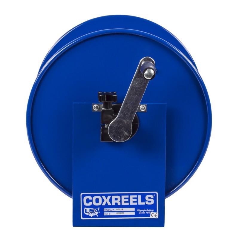 CoxReel 112P-3-8 Compact Hand Crank Breathing Air Hose Reel 3/8inx100ft no hose (7)