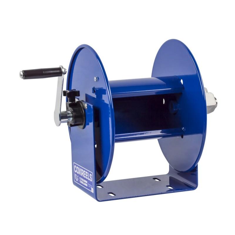 CoxReel 112P-3-8 Compact Hand Crank Breathing Air Hose Reel 3/8inx100ft no hose (9)