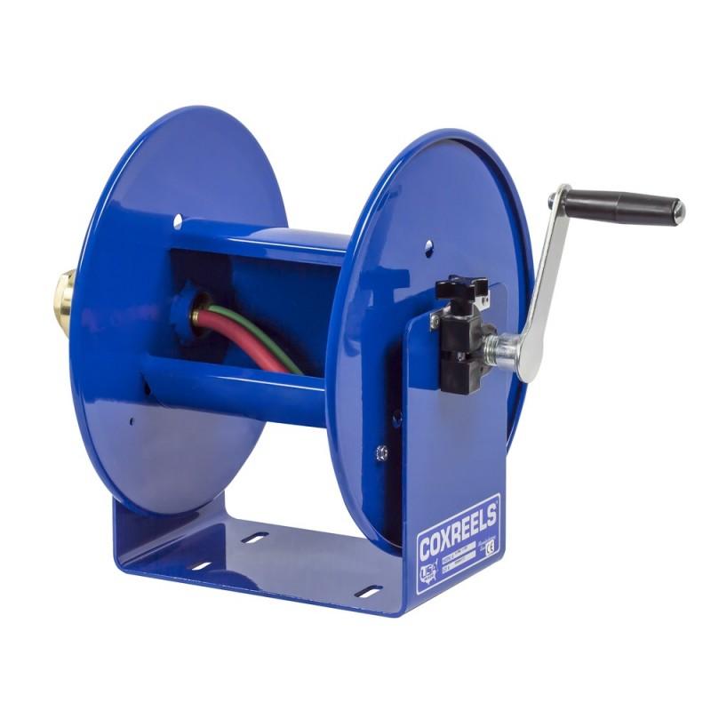 Coxreels 112WL-1-50 Welding Hand Crank Hose Reel 1/4inx50ft oxy-acet. no hose (5)