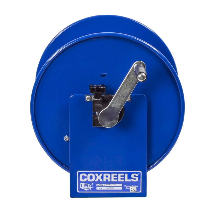 Coxreels 112WL-1-50 Welding Hand Crank Hose Reel 1/4inx50ft oxy-acet. no hose (7)
