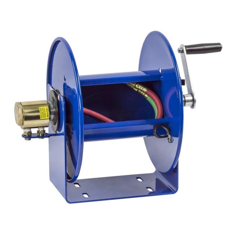 Coxreels 112WL-1-50 Welding Hand Crank Hose Reel 1/4inx50ft oxy-acet. no hose (9)