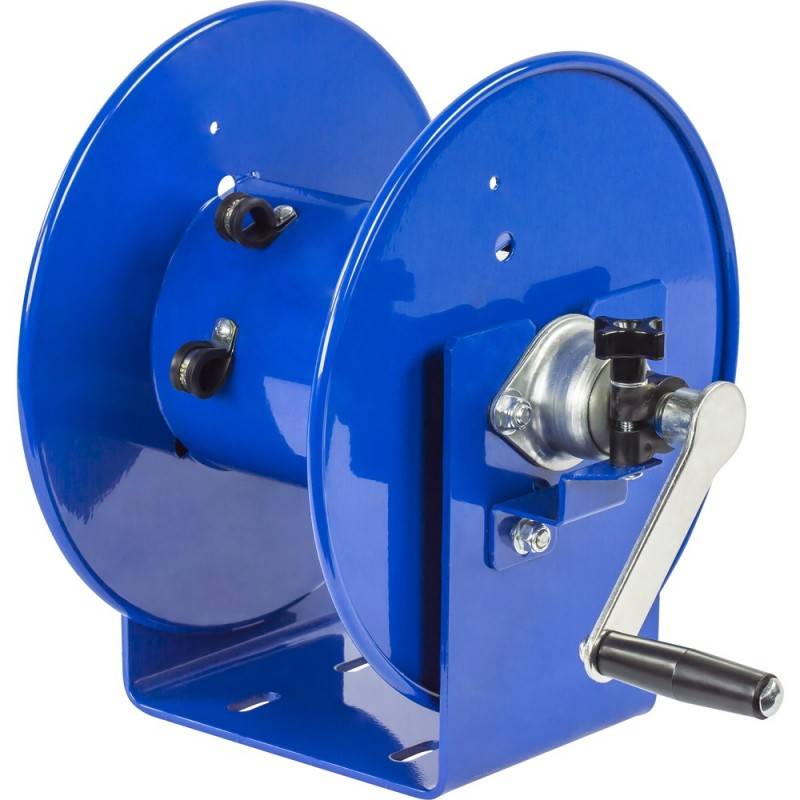 Coxreels 112WCL-6-10 Welding Hand Crank Cable Reel #1/0x100ft 450 Amp no cable (1)