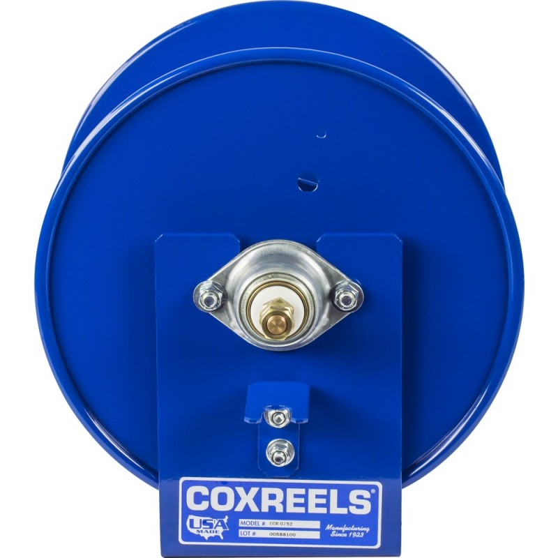 Coxreels 112WCL-6-10 Welding Hand Crank Cable Reel #1/0x100ft 450 Amp no cable (7)