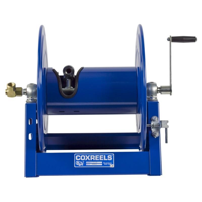 Coxreels 1125-4-325-C Bevel Geared Crank Hose Reel 1/2inx325ft 3000PSI no hose (2)