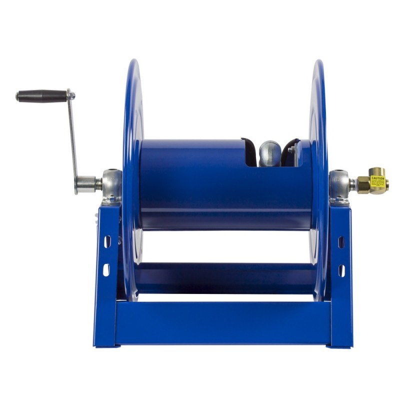Coxreels 1125-4-325-C Bevel Geared Crank Hose Reel 1/2inx325ft 3000PSI no hose (6)