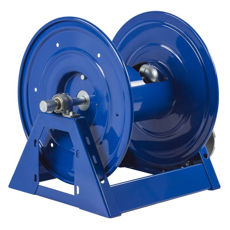 Coxreels 1125-4-100-EA 115V 1/2HP Motorized Hose Reel 1/2inx100ft no hose (8)