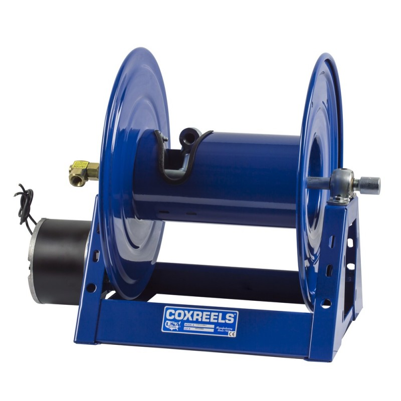 Coxreels 1125-4-100-AB Air 6VANE Motorized Hose Reel 1/2inx100ft 3000PSI no hose (9)