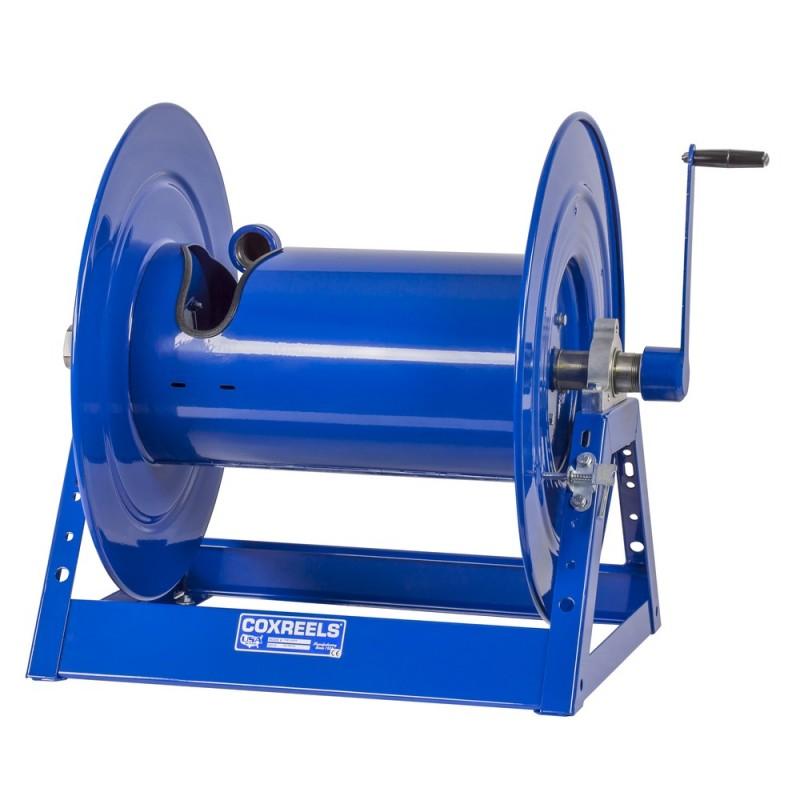 Coxreels 1185-3324-C Beveled Gear Hand Crank Hose Reel 1-1/2inx175ft no hose (9)