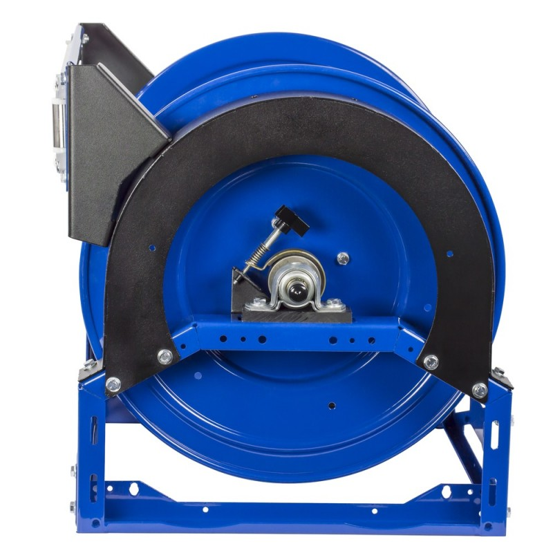 Coxreels 1680-1328-E 12V DC Motorized Hybrid Frame Hose Reel 1-1/2inx100ft (5)