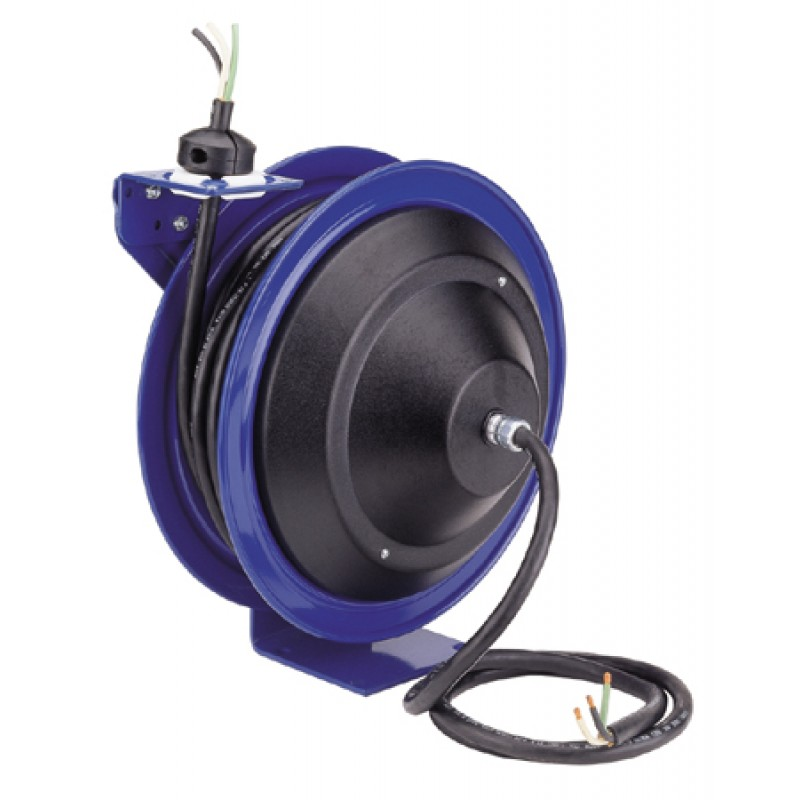Coxreels PC13-5012-X Spring Driven Cord Reel 12GAx50ft no accessory