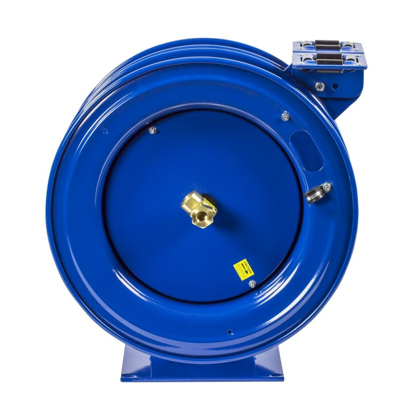 Coxreels C-HPL-125-125 Dual Purpose Spring Driven Hose Reel 1/4inx25ft 5000PSI (2)