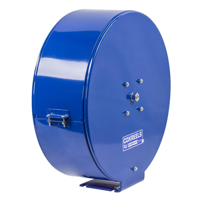 Coxreels ENL-N-135 Spring Driven Enclosed Hose Reel 1/4inx35ft 300PSI no hose (3)