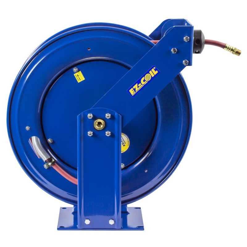 Coxreels EZ-THP-375 Safety System Spring Driven Hose Reel 3/8inx75ft 4000PSI (3)