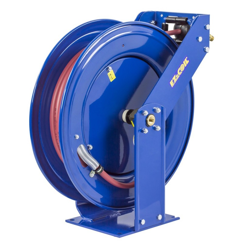 Coxreels EZ-THP-375 Safety System Spring Driven Hose Reel 3/8inx75ft 4000PSI (4)