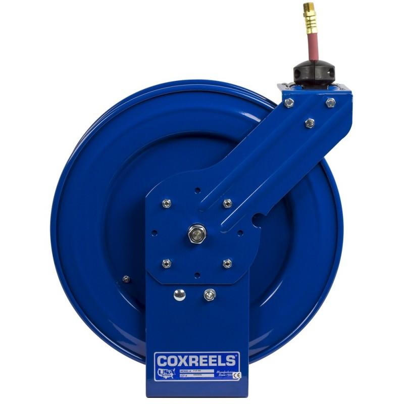 Coxreels P-LP-330 Performance Spring Driven Hose Reel 3/8inx30ft 300PSI (2)