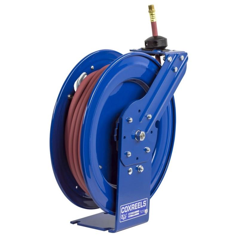 Coxreels P-LP-330 Performance Spring Driven Hose Reel 3/8inx30ft 300PSI (3)