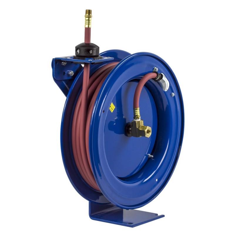 Coxreels P-LP-330 Performance Spring Driven Hose Reel 3/8inx30ft 300PSI (4)